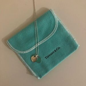 Tiffany Signature Heart Necklace